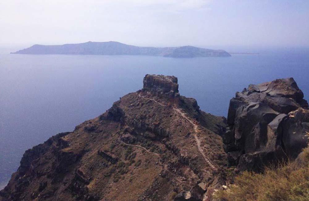 Naxos, Small Cyclades & Santorini 12