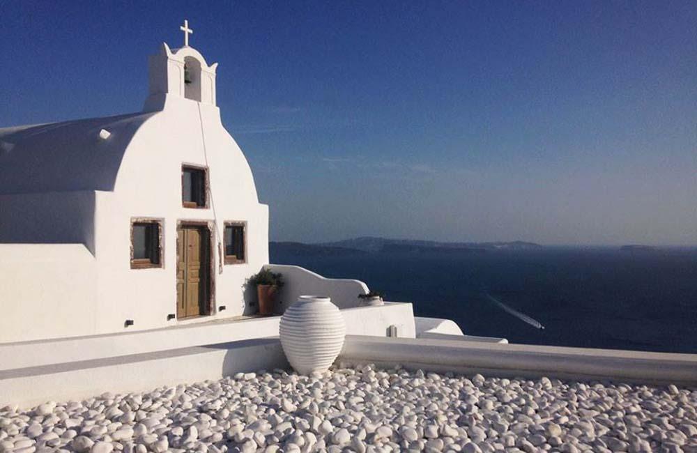 Naxos, Small Cyclades & Santorini 13