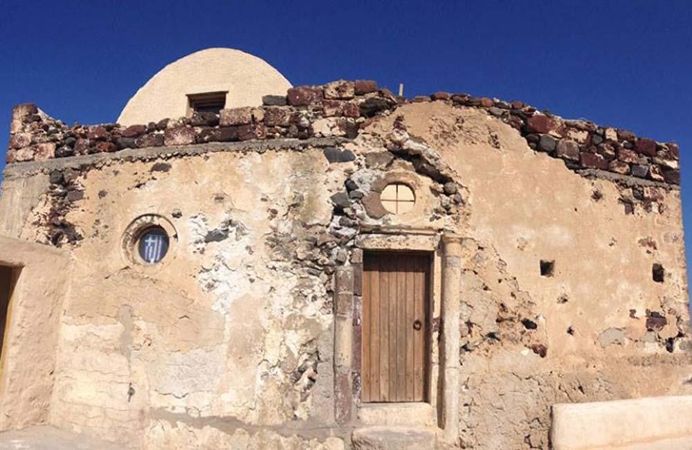 Naxos, Small Cyclades & Santorini 5