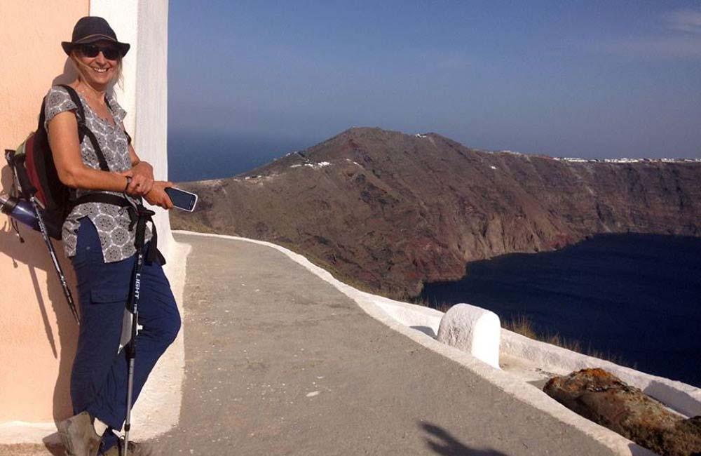 Naxos, Small Cyclades & Santorini 8