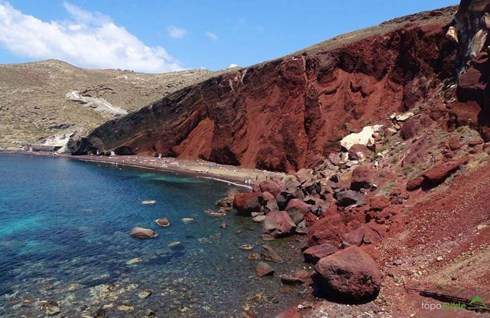 Naxos, Small Cyclades & Santorini 9
