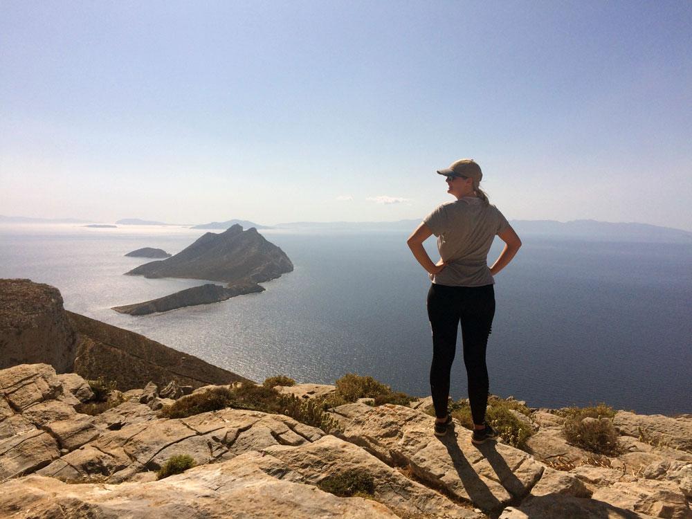 Naxos, Iraklia & Amorgos self-guided
