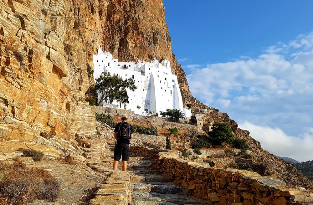 Amorgos self guided walking 7
