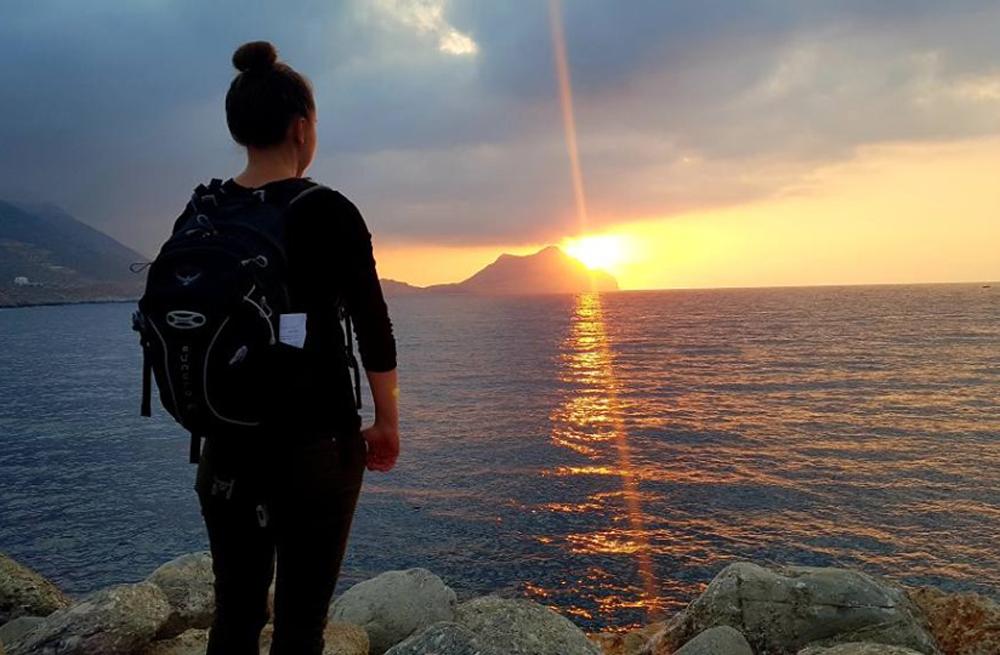 Amorgos self guided walking