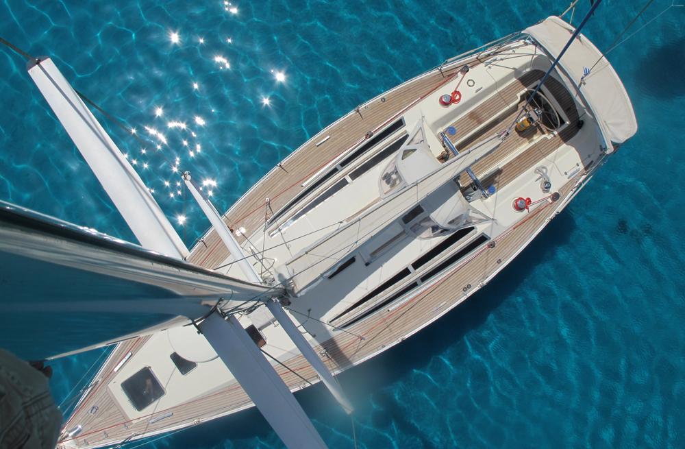 Cyclades sailing & walking