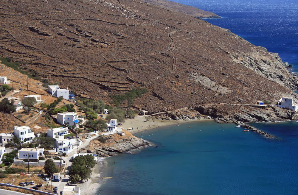 Tinos walking holiday 16