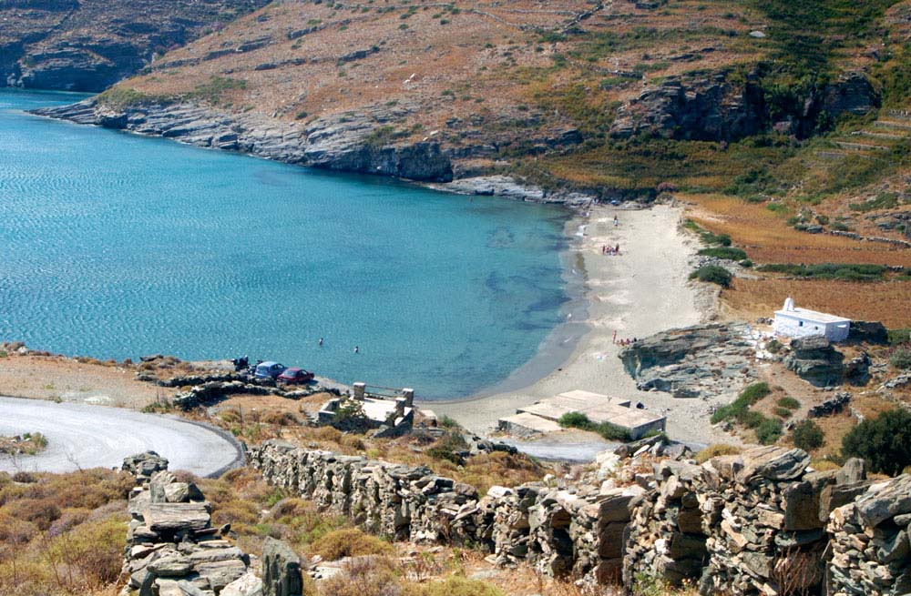 Andros & Tinos walking holiday 2
