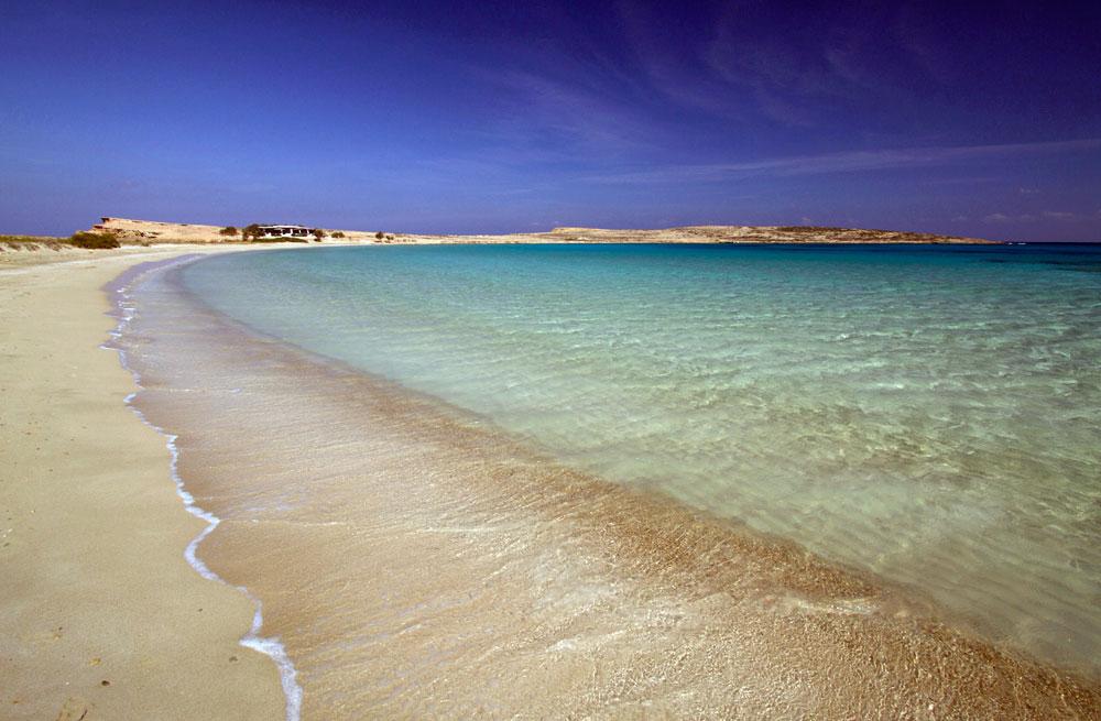 Cyclades sailing & walking holiday 1