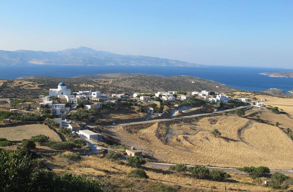 Cyclades sailing & walking holiday 10