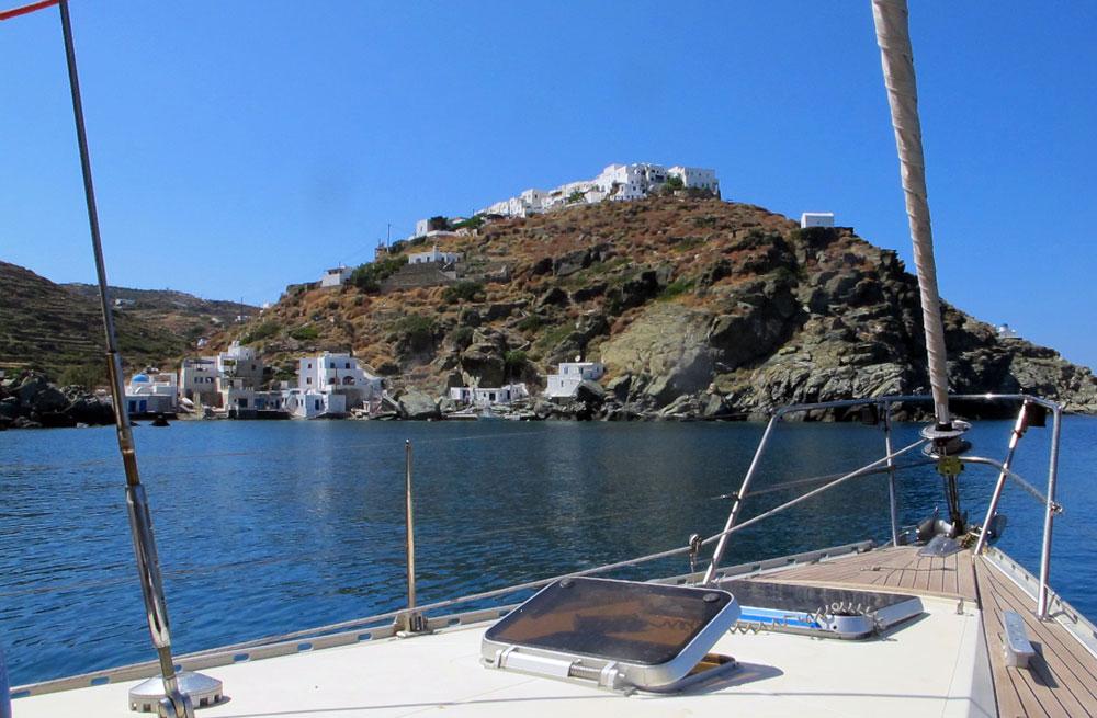 Cyclades sailing & walking holiday 13