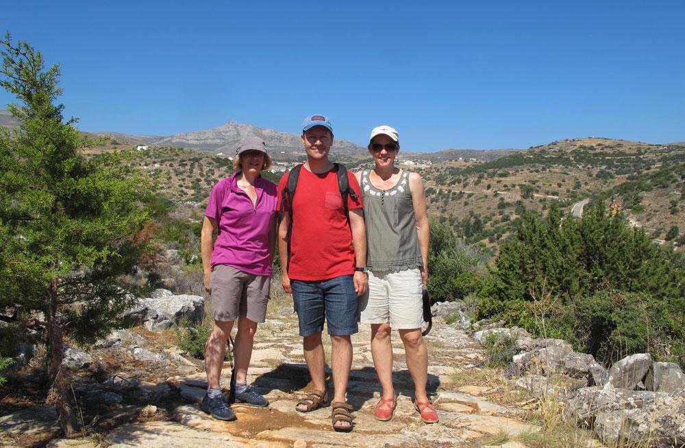 Cyclades sailing & walking holiday 16