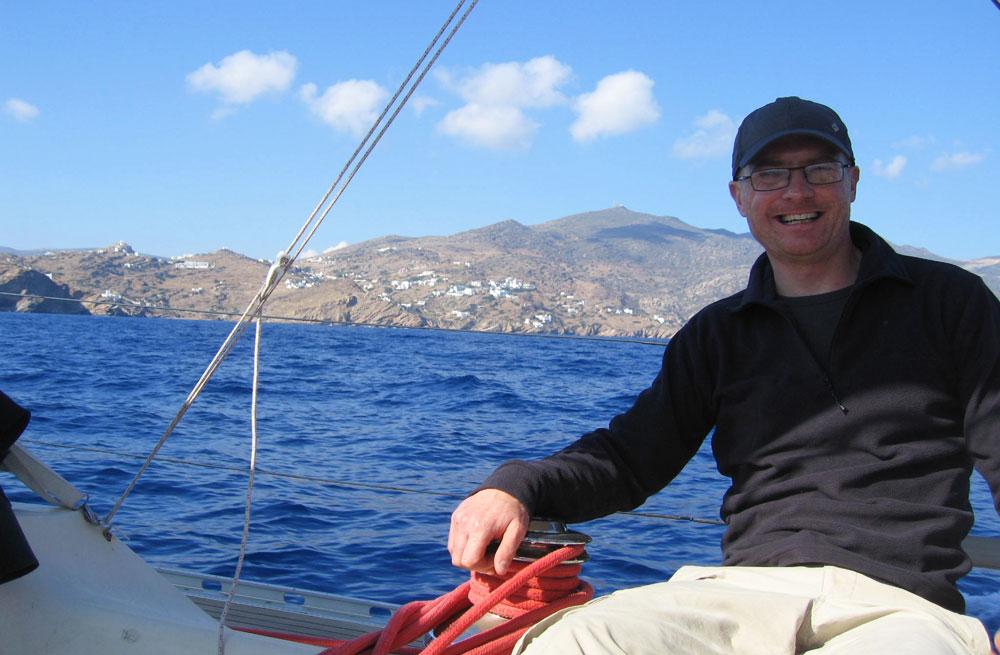 Cyclades sailing & walking holiday 2
