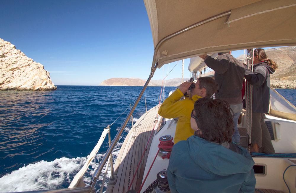 Cyclades sailing & walking holiday 26