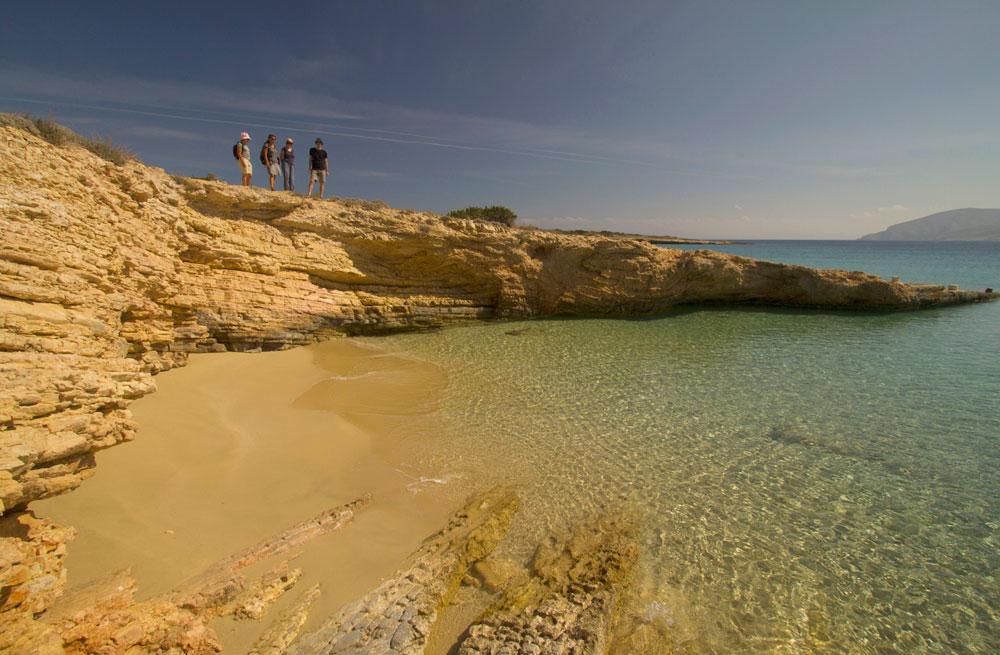 Cyclades sailing & walking holiday 30