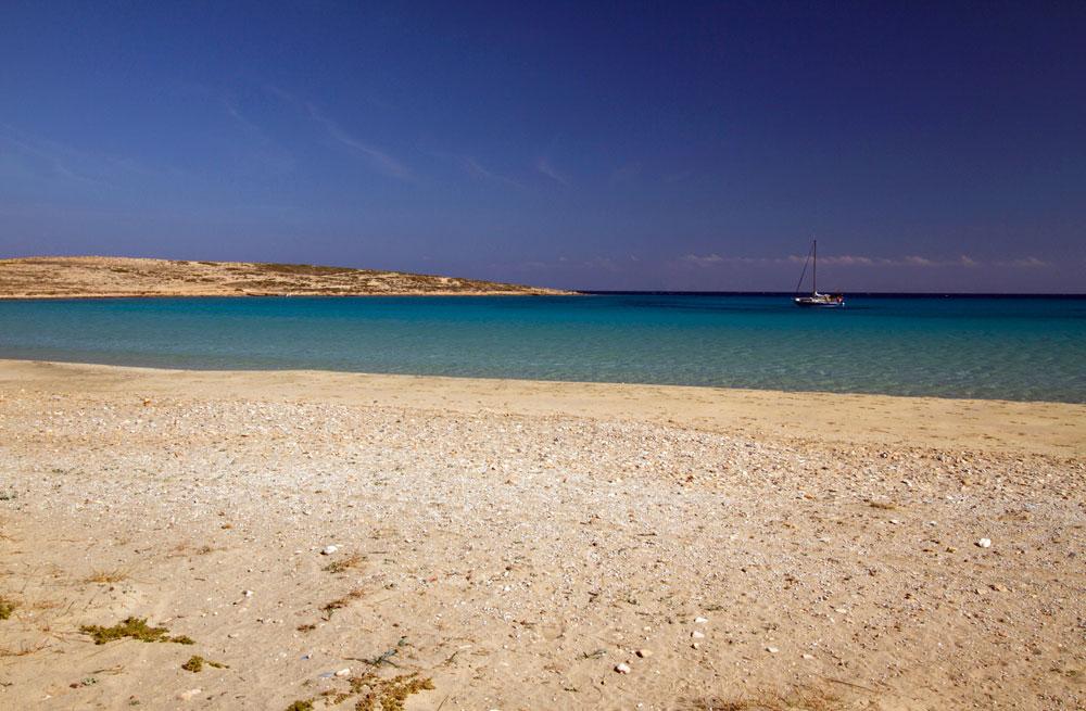 Cyclades sailing & walking holiday 31