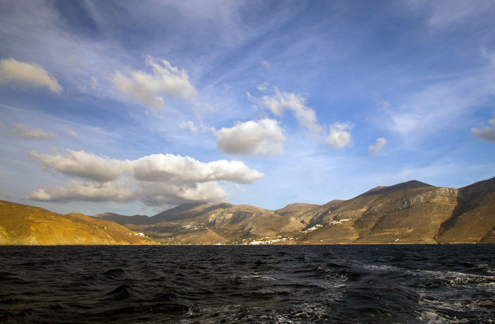 Cyclades sailing & walking holiday 35