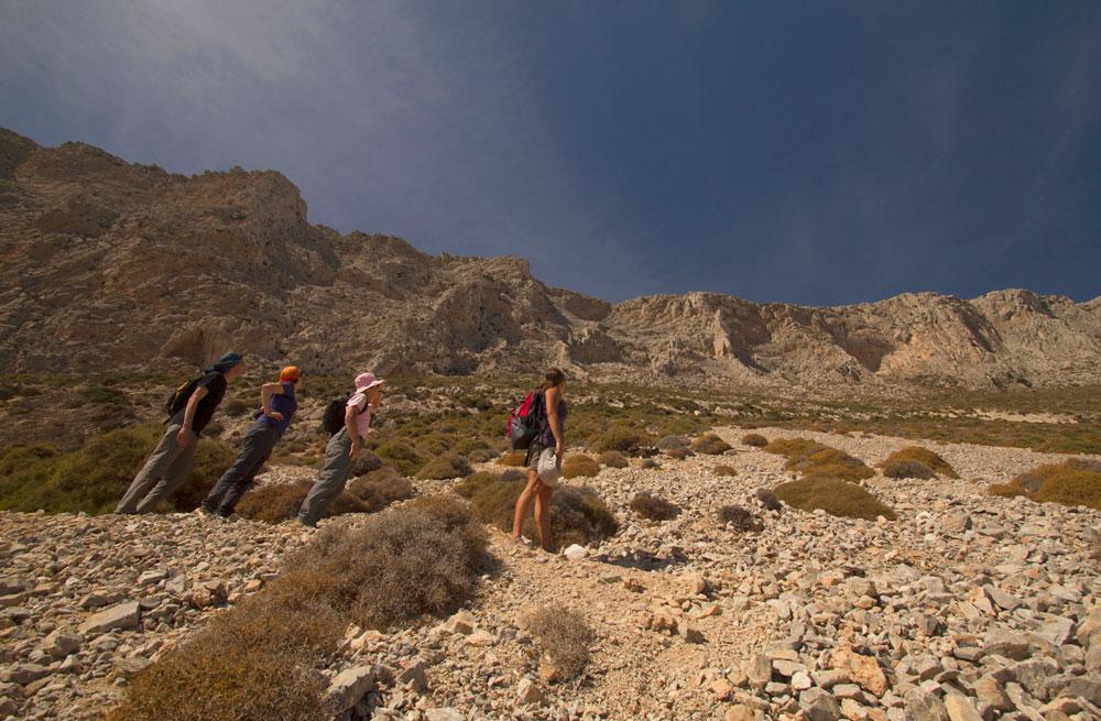 Cyclades sailing & walking holiday 39