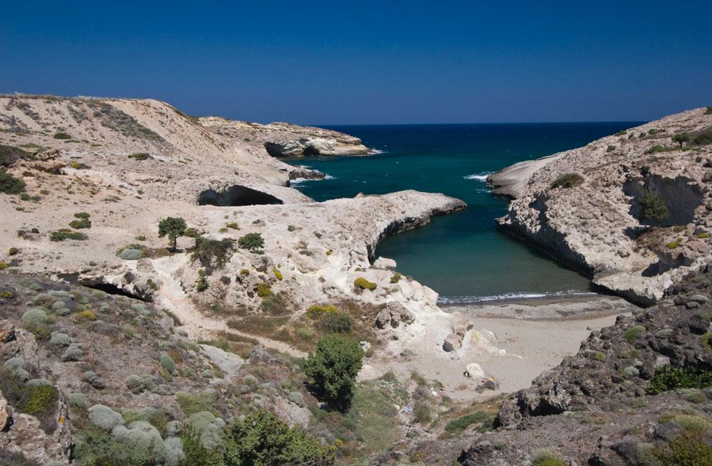 Cyclades sailing & walking holiday 42