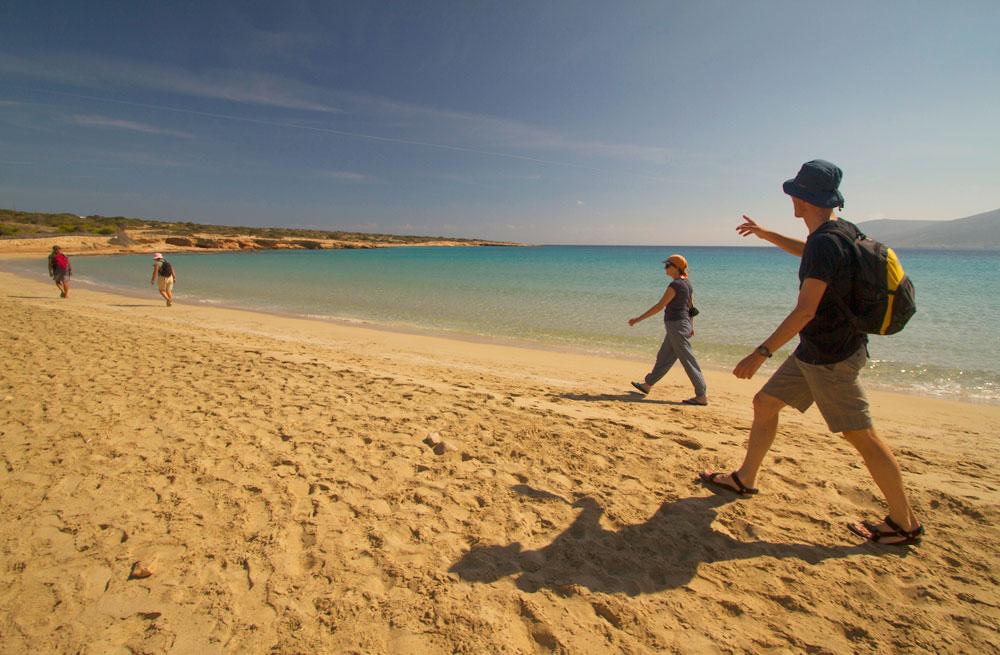 Cyclades sailing & walking holiday 43
