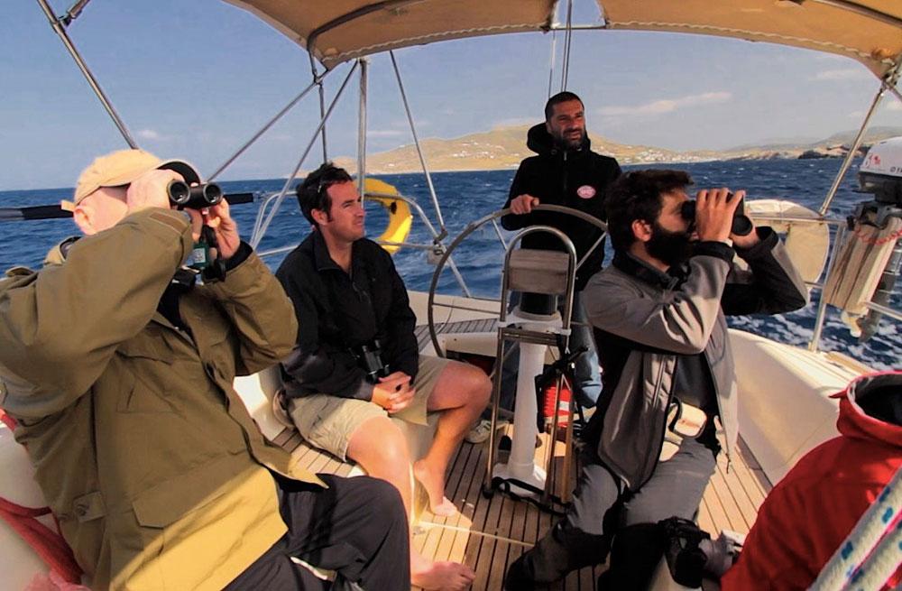 Cyclades sailing & walking holiday 5