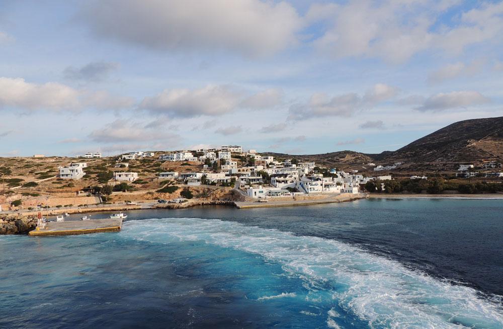 Cyclades sailing & walking holiday 6