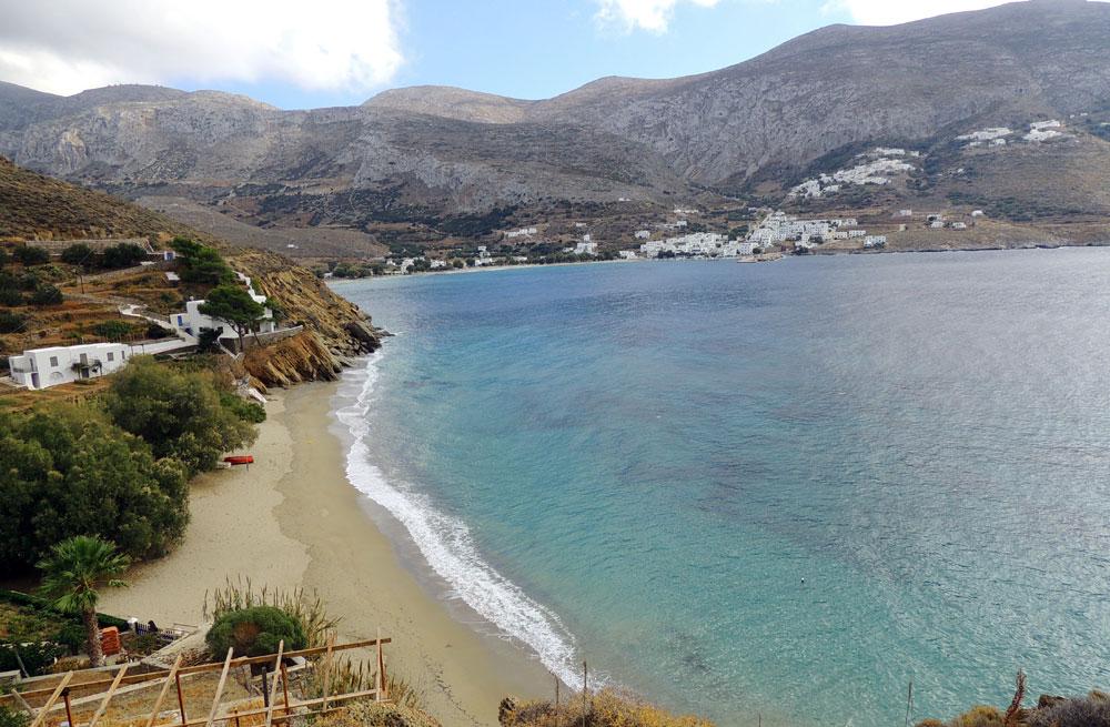 Cyclades sailing & walking holiday 7