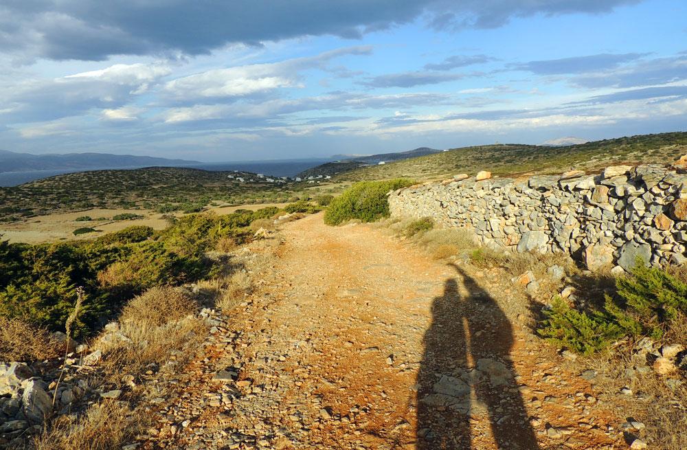 Cyclades sailing & walking holiday 8