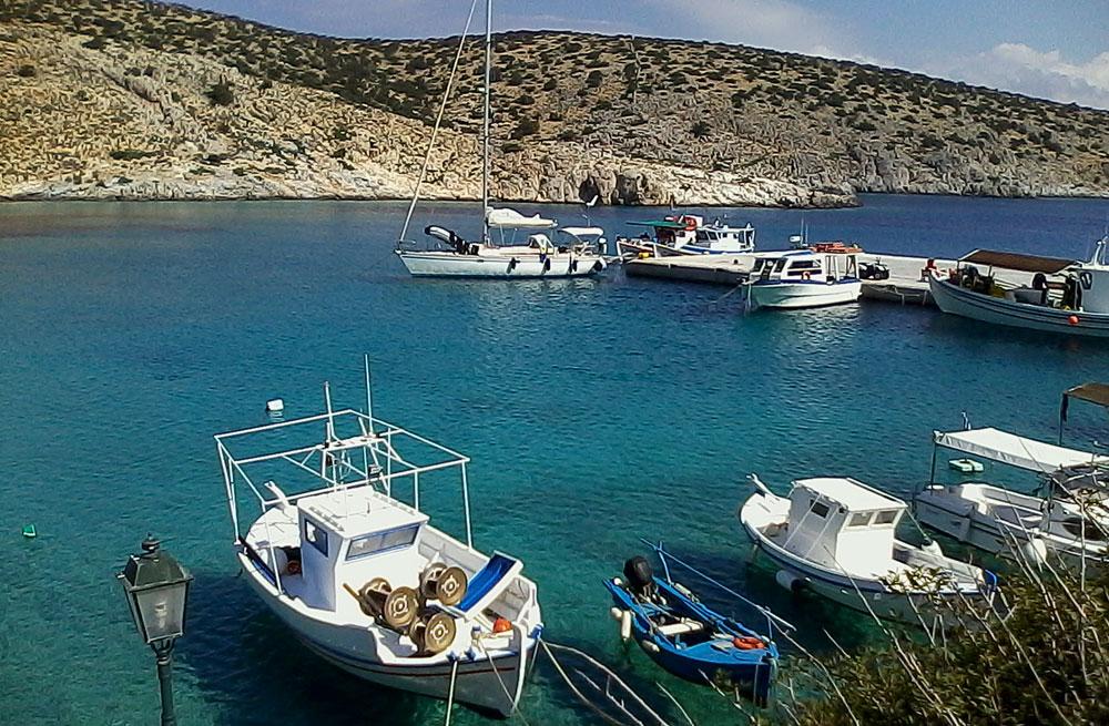 Cyclades sailing & walking holiday 9
