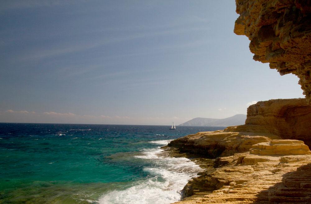 Cyclades sailing & walking holiday