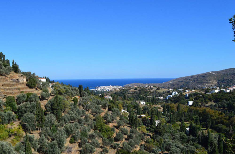 Andros & Tinos walking holiday 9