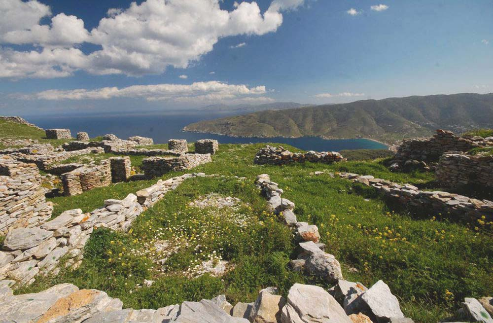 Andros & Tinos walking holiday 10