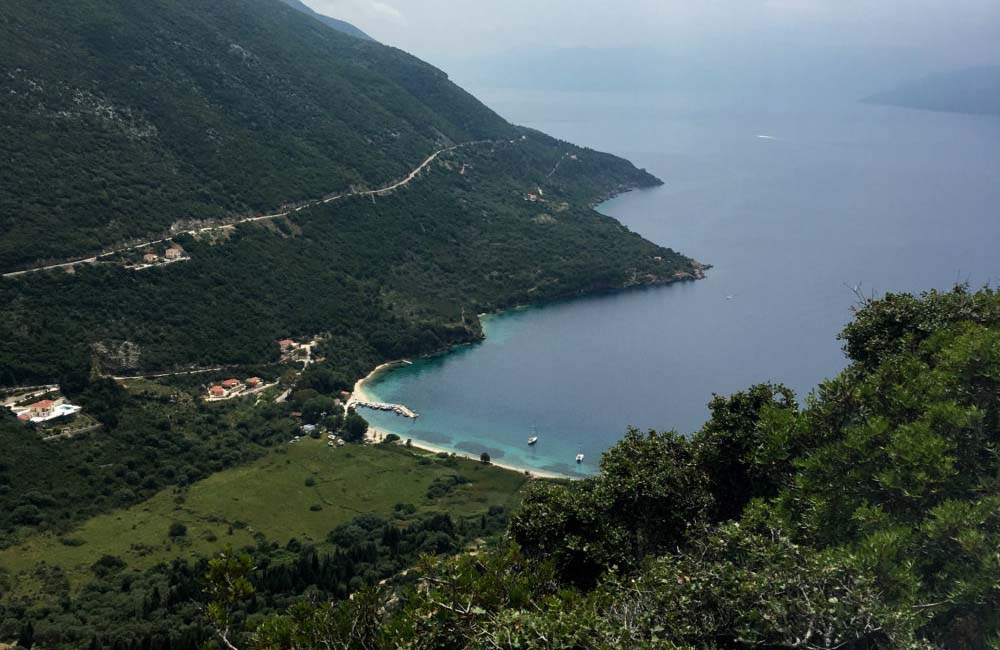 Ionian islands walking holiday 19