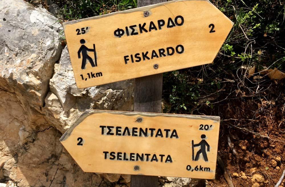 Ionian islands walking holiday 3