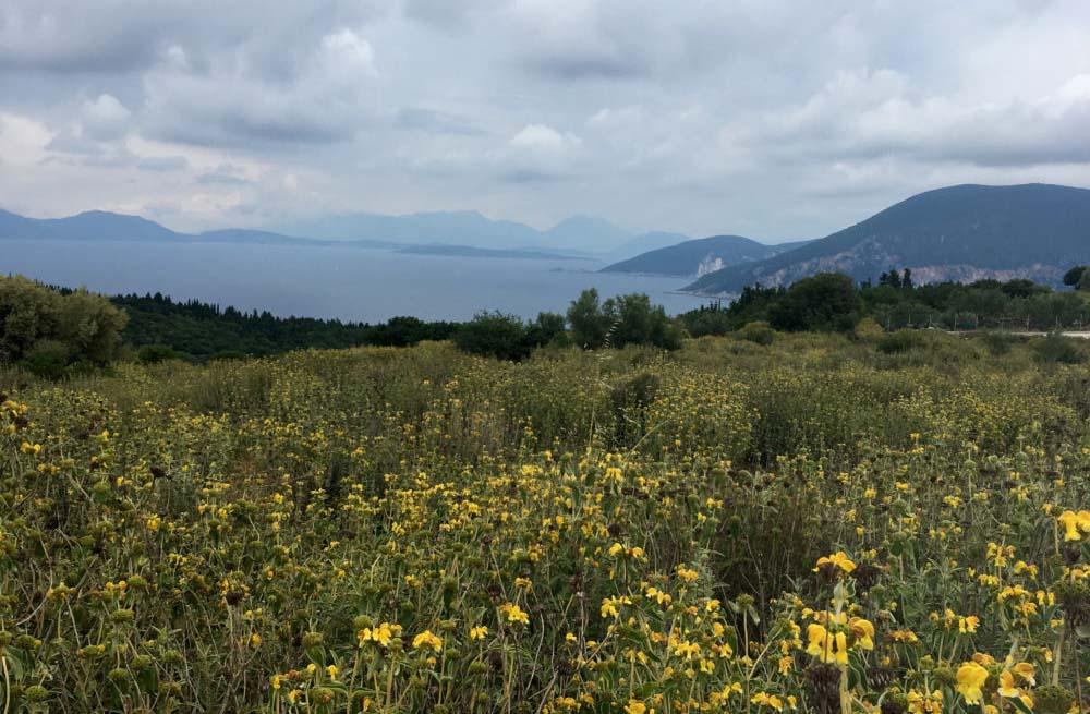 Ionian islands walking holiday 4