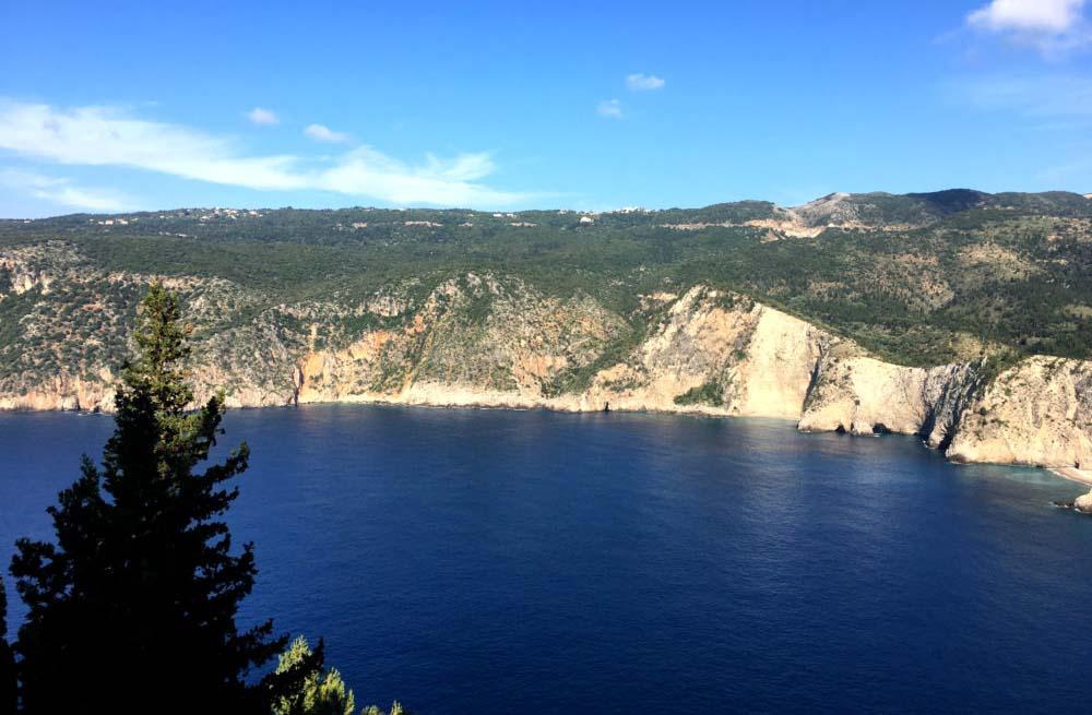 Ionian islands walking holiday 8