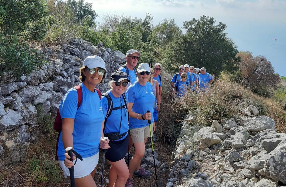 Lefkada walking holiday 1