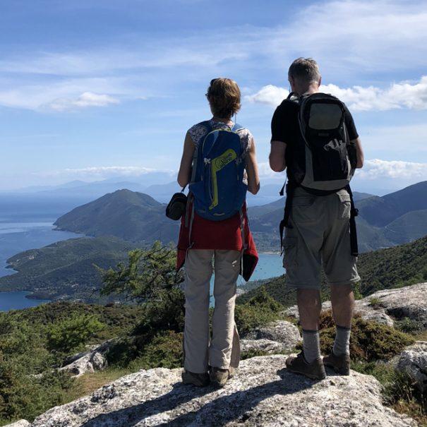 Lefkada short break walking holiday