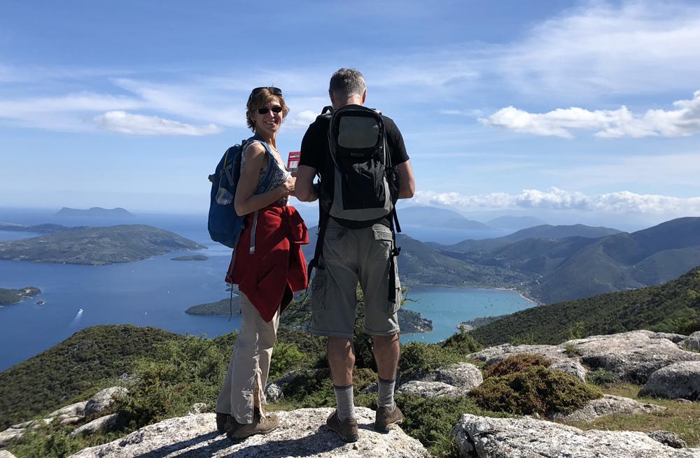 Lefkada walking holiday 15