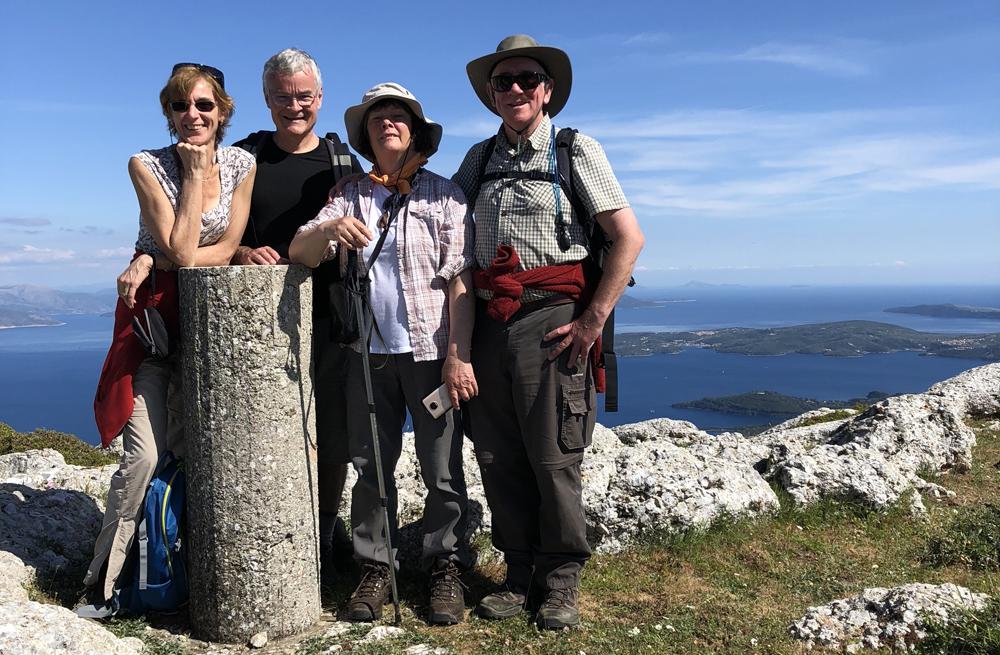 Lefkada walking holiday 16