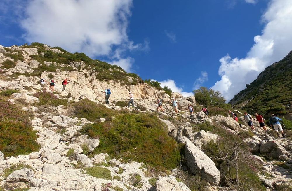 Lefkada walking holiday 2