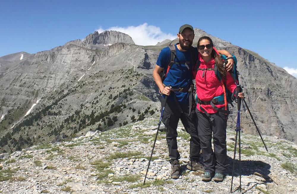 Mount Olympus & Meteora hiking 16