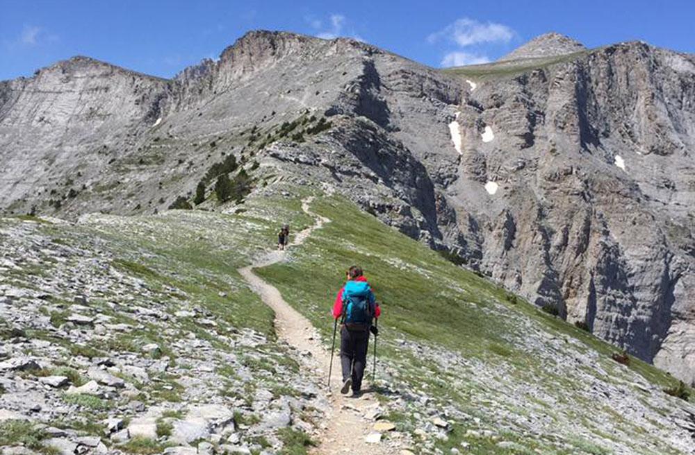 Mount Olympus & Meteora hiking 18