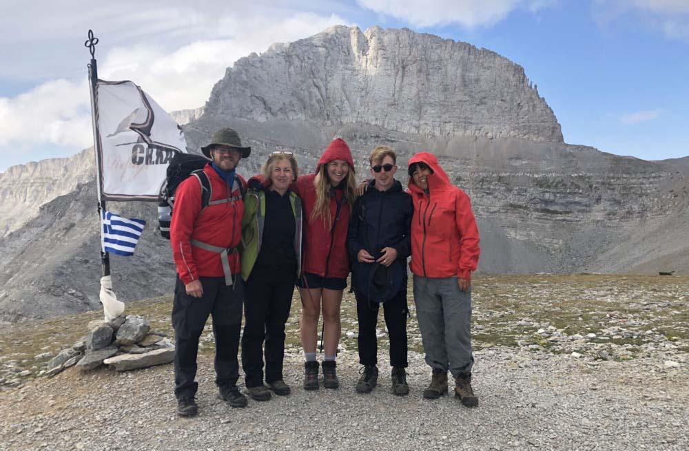 Mount Olympus & Meteora hiking 2