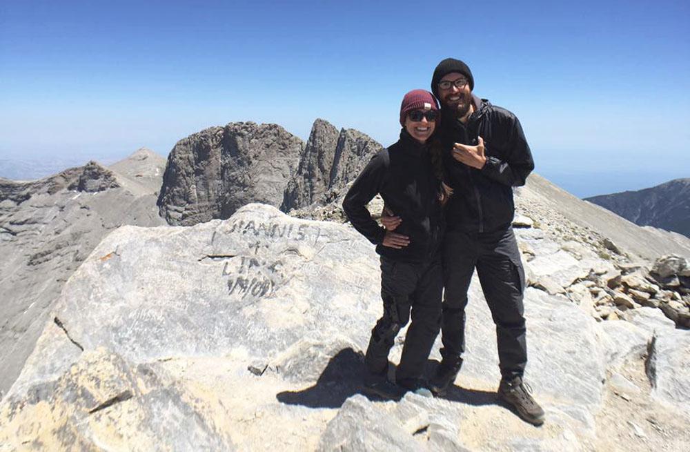 Mount Olympus & Meteora hiking 20