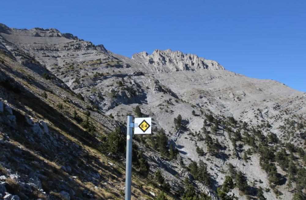 Mount Olympus & Meteora hiking 24