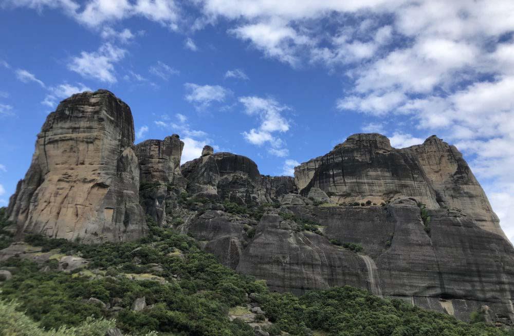 Mount Olympus & Meteora hiking 28