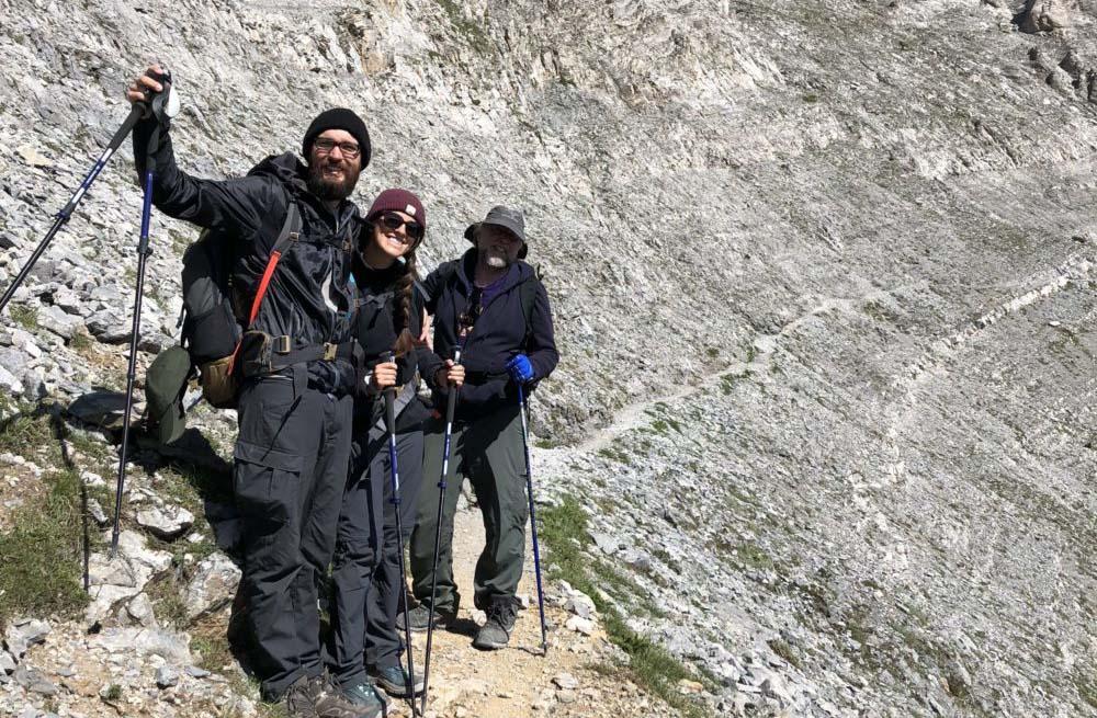 Mount Olympus & Meteora hiking 3
