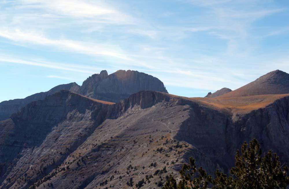 Mount Olympus & Meteora hiking 7
