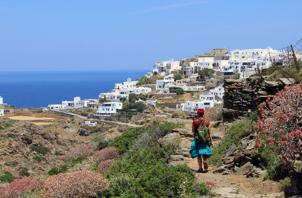 Sifnos walking holiday 1
