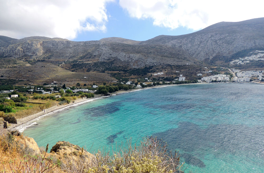 Small Cyclades Amorgos